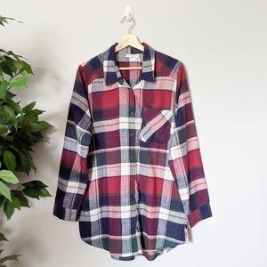 Nordstrom make + model flannel